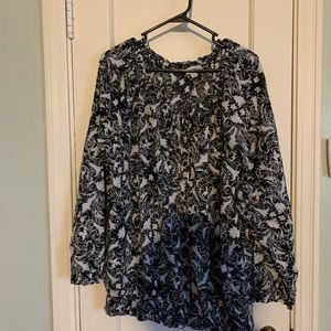 Peasant Blouse Size 3